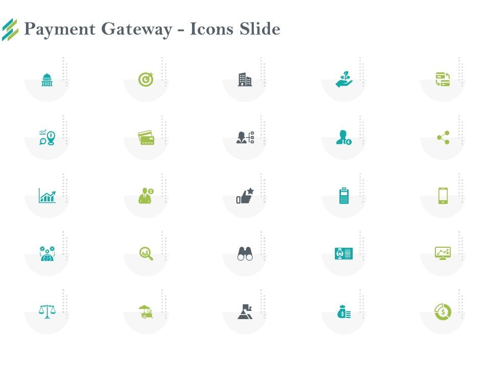 Payment Gateway Icons Slide Ppt Powerpoint Presentation Infographic Template Background Designs