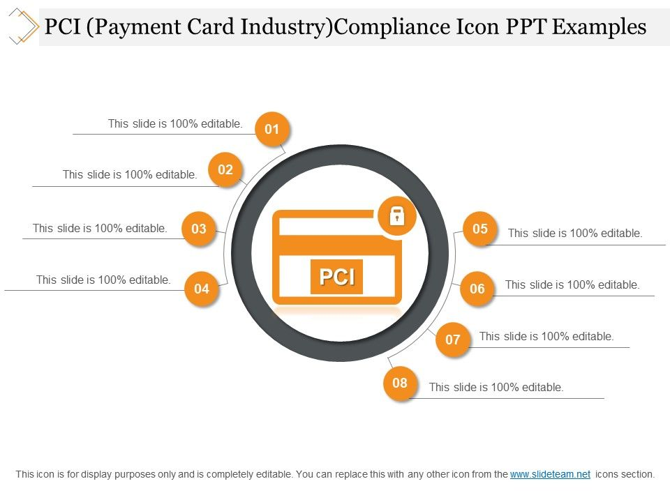 pci_payment_card_industry_compliance_icon_ppt_examples_Slide01