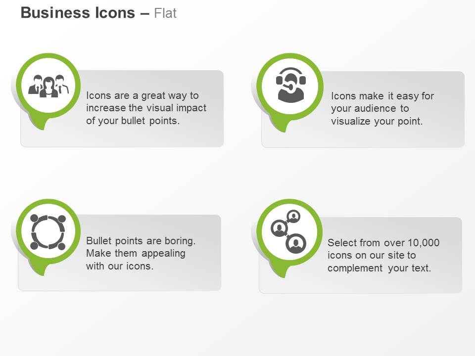 people_customer_service_collaborate_consumers_ppt_icons_graphics_Slide01