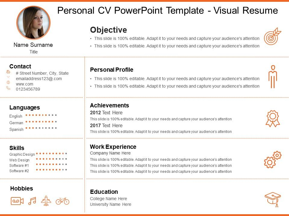 personal_cv_powerpoint_template_visual_resume_slide01 personal_cv_powerpoint_template_visual_resume_slide02