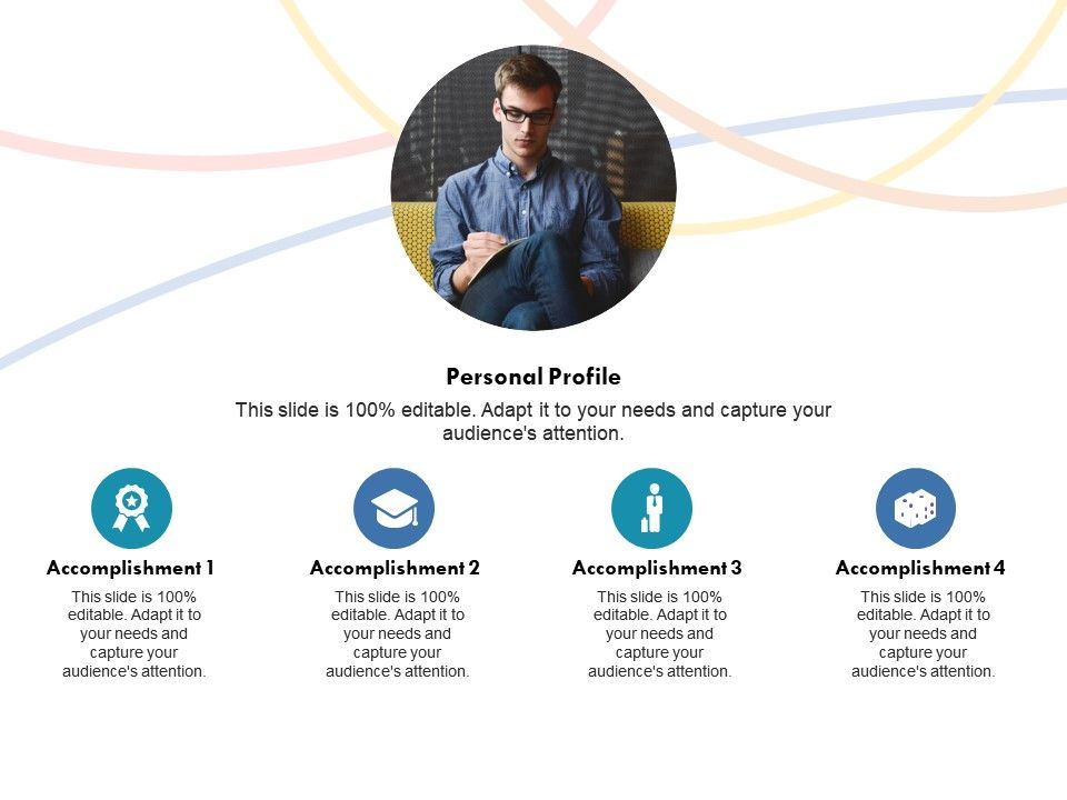Personal Profile Self Introduction About Me