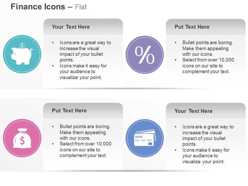 piggy_bank_percentage_symbol_dollar_bag_money_saving_ppt_icons_graphics_Slide01