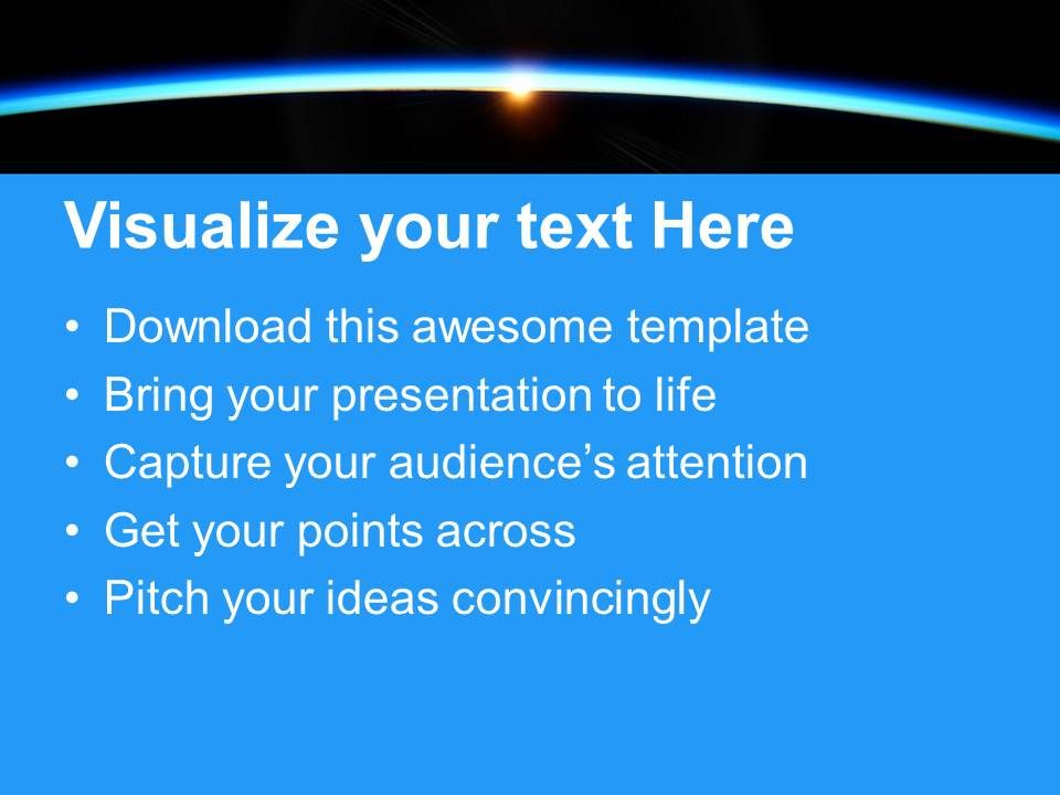 planet earth geography powerpoint templates ppt themes and, Presentation templates