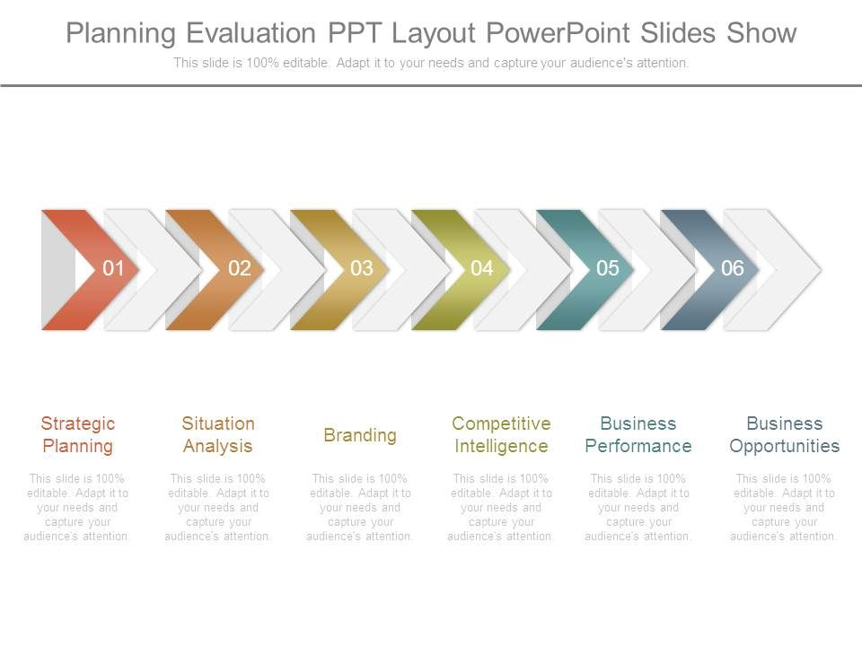 planning_evaluation_ppt_layout_powerpoint_slides_show_Slide01