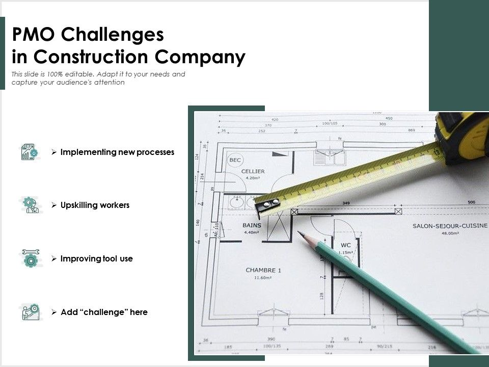 PMO Challenges In Construction Company