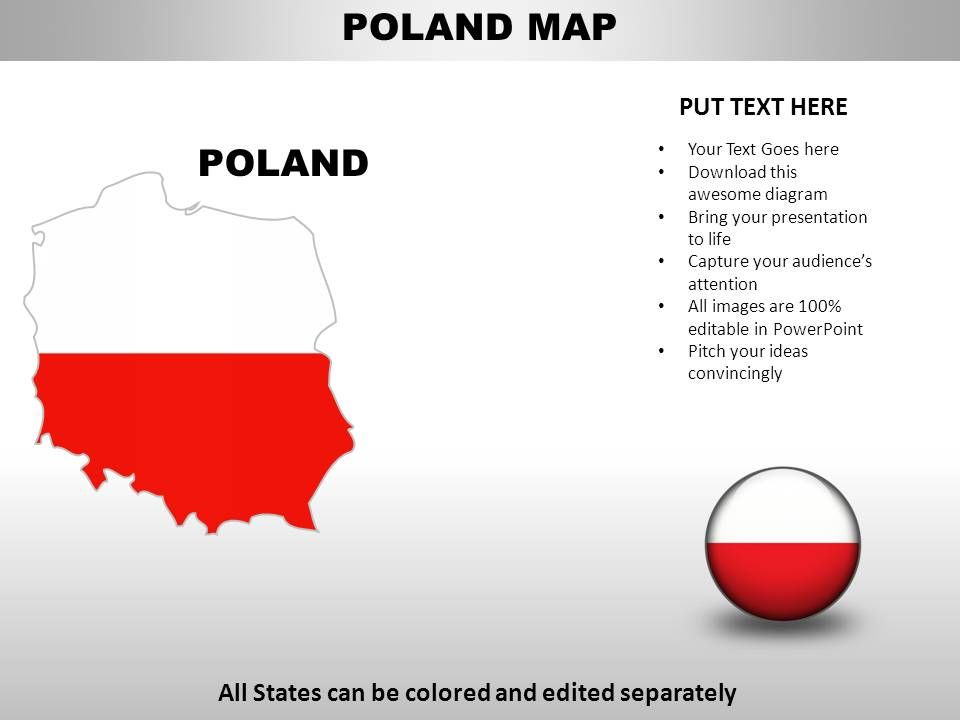Poland powerpoint templates.