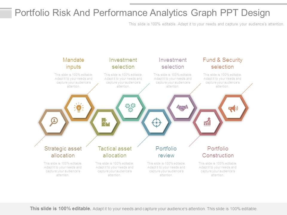 Portfolio Risk And Performance Analytics Graph Ppt Design