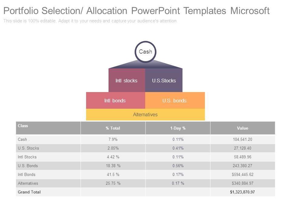 portfolio_selection_allocation_powerpoint_templates_microsoft_Slide01