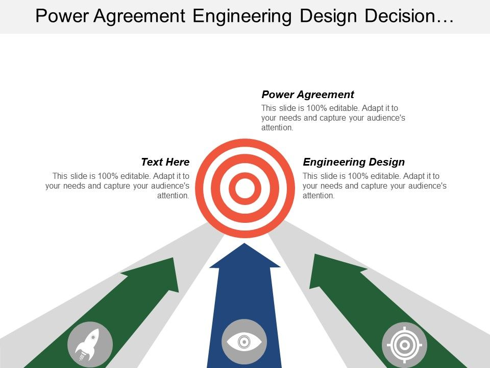 Power Agreement Engineering Design Decision Requirement Construction