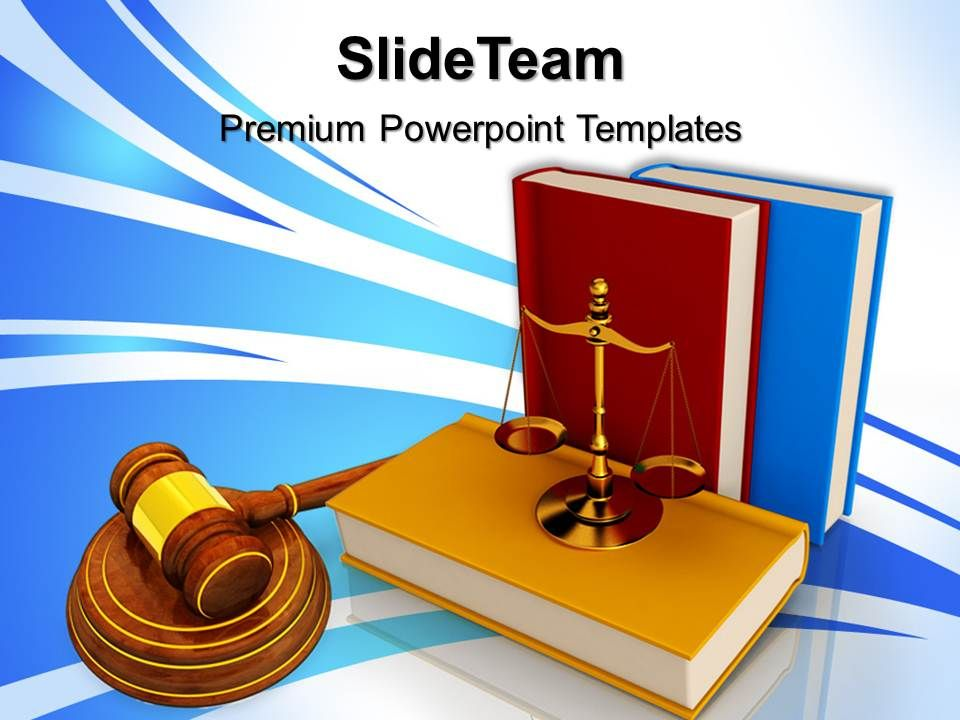 Powerpoint Templates Education Theme Justice Law Ppt Themes
