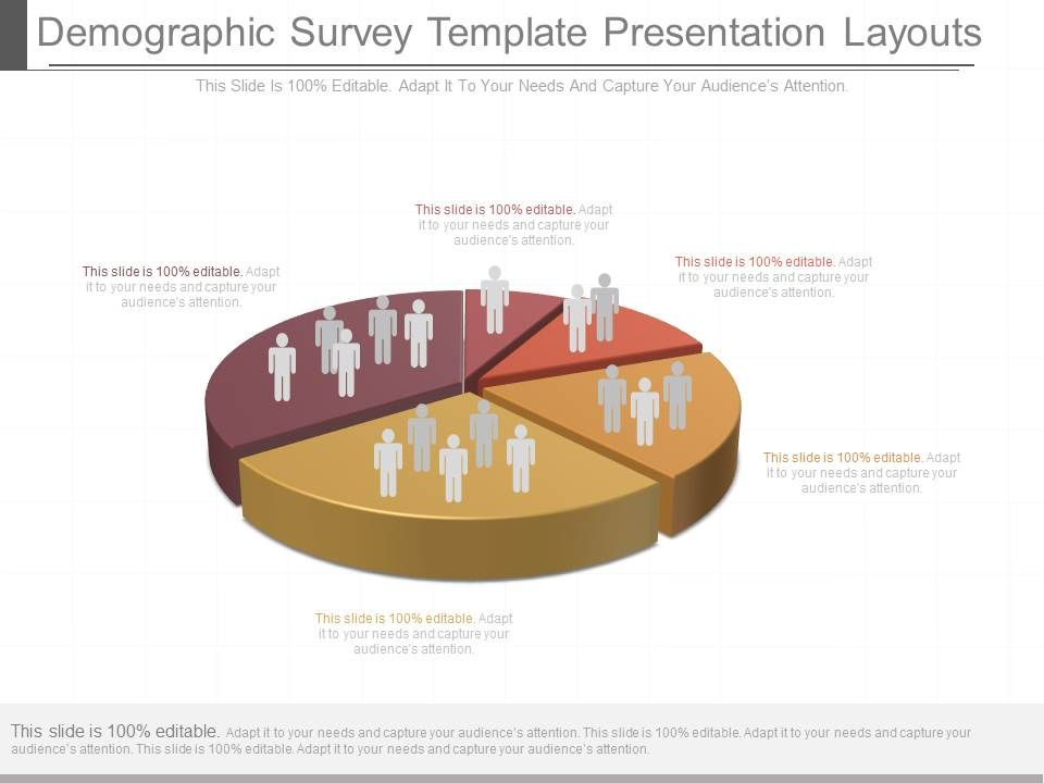 Ppt Demographic Survey Template Presentation Layouts | PowerPoint ...