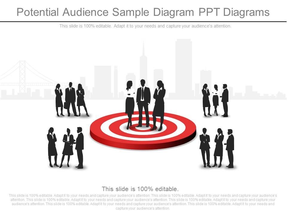 ppt_potential_audience_sample_diagram_ppt_diagrams_slide01   ppt_potential_audience_sample_diagram_ppt_diagrams_slide02