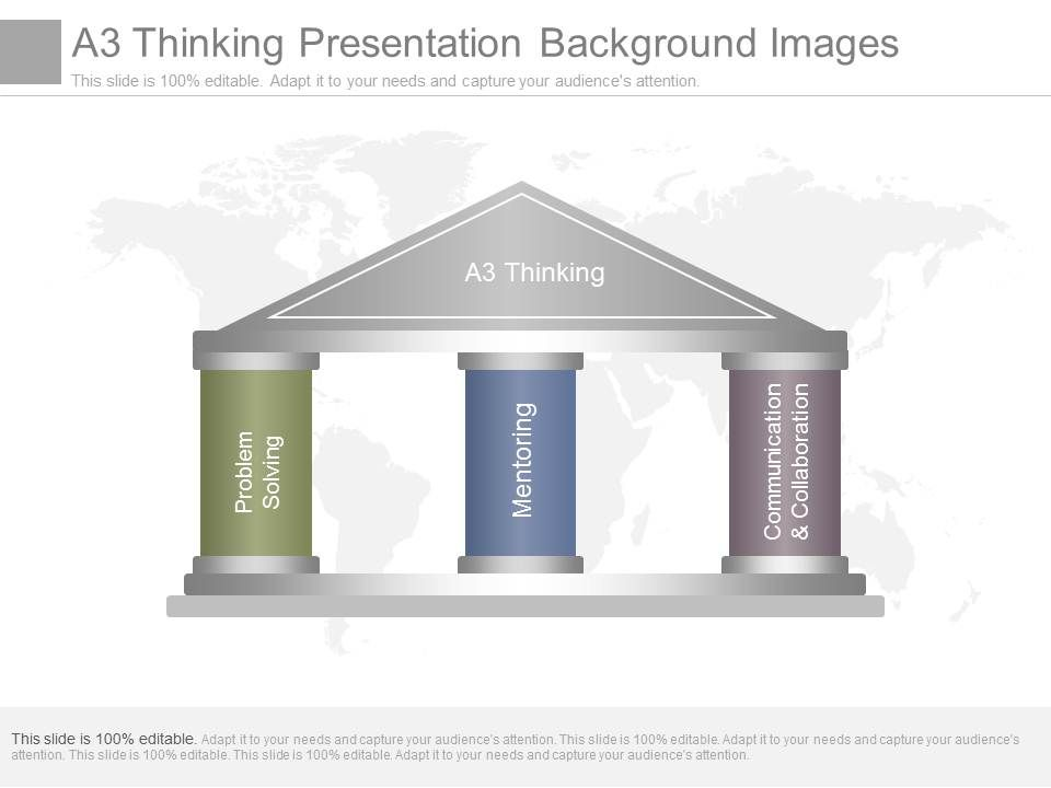 ppts a3 thinking presentation background images | powerpoint, Modern powerpoint