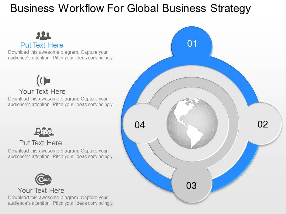 Pptx business workflow for global business strategy powerpoint pptxbusinessworkflowforglobalbusinessstrategypowerpointtemplateslide01 accmission Gallery