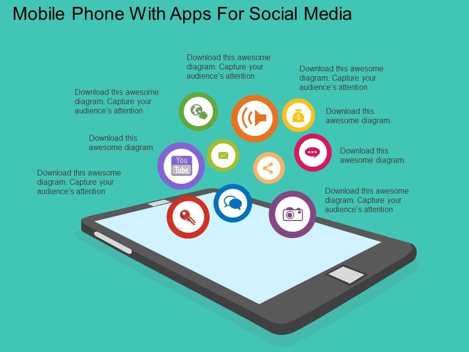 Pptx mobile phone with apps for social media flat powerpoint pptx mobile phone with apps for social media flat powerpoint design presentation powerpoint images example of ppt presentation ppt slide layouts sciox Images