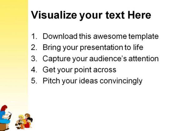 preschool powerpoint templates