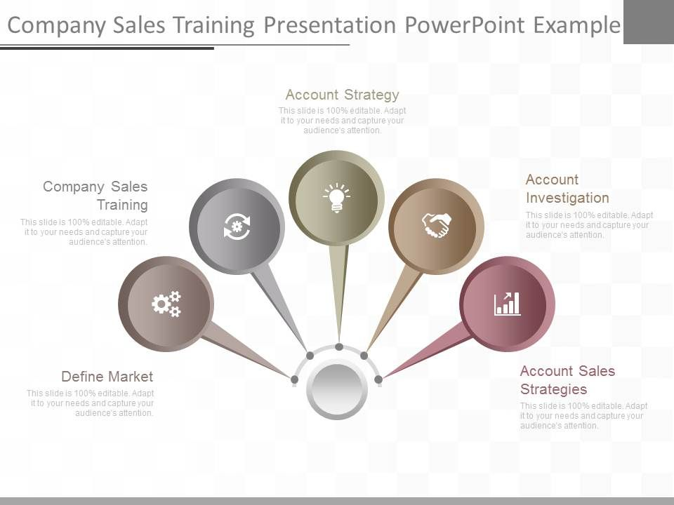 61221279 style circular semi 5 piece powerpoint presentation diagram