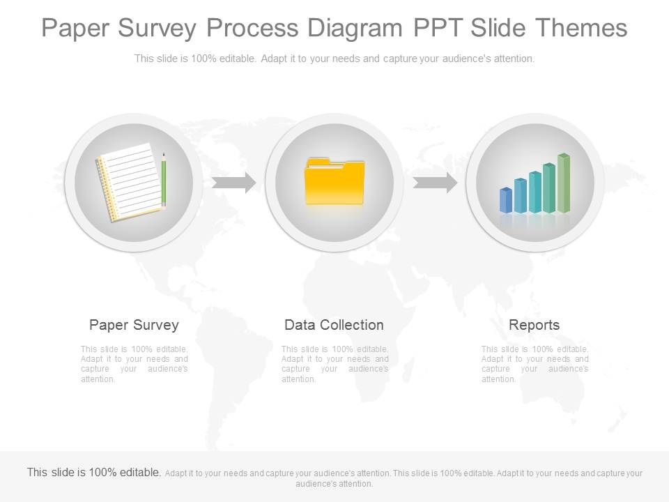 Paper Survey Template from www.slideteam.net