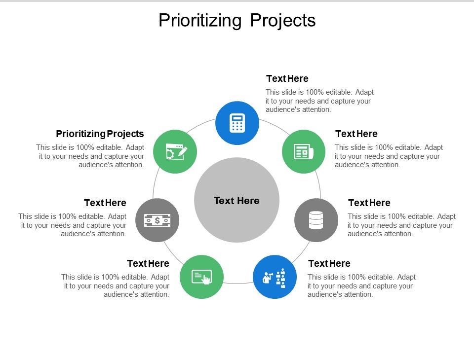 Prioritizing Projects Ppt Powerpoint Presentation
