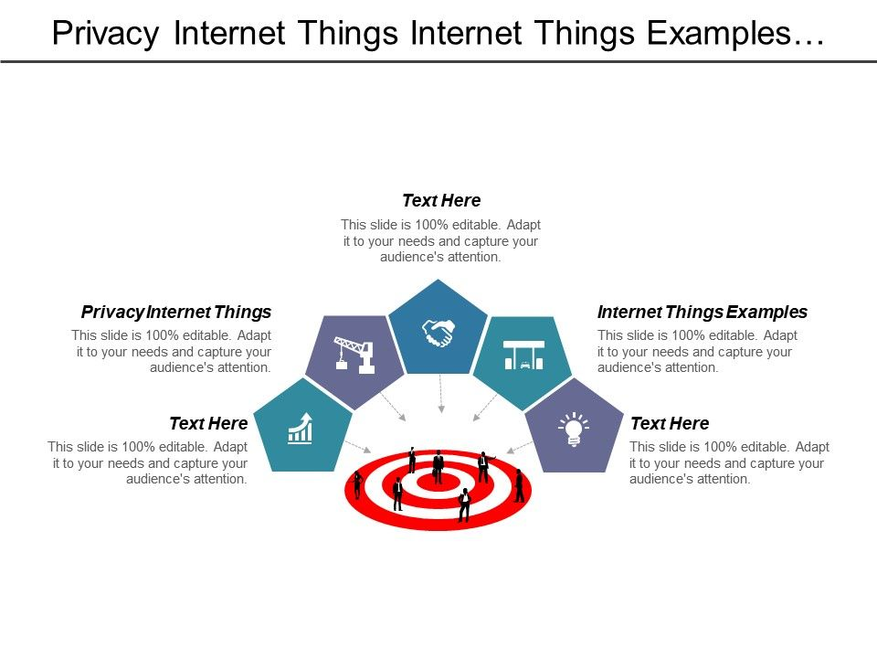 Privacy Internet Things Internet Things Examples Design