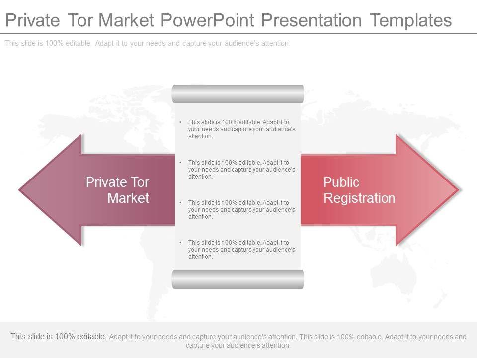 Private Tor Market Point Presentation Templates Slide01 Slide02
