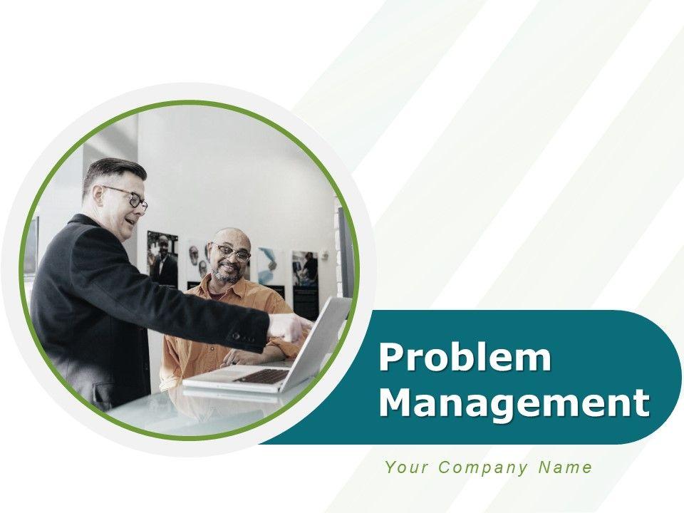 Problem Management Process Service Quality Prioritization Detection Gear