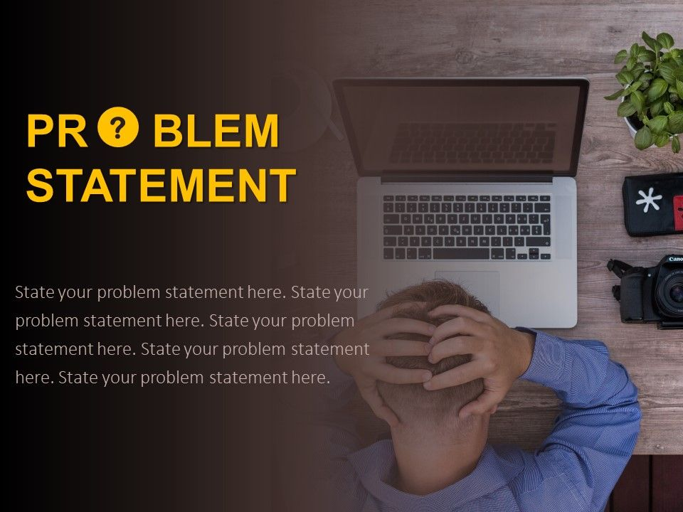 Problem statement template business challenges powerpoint problemstatementtemplatebusinesschallengesslide01 problemstatementtemplatebusinesschallengesslide02 friedricerecipe Images