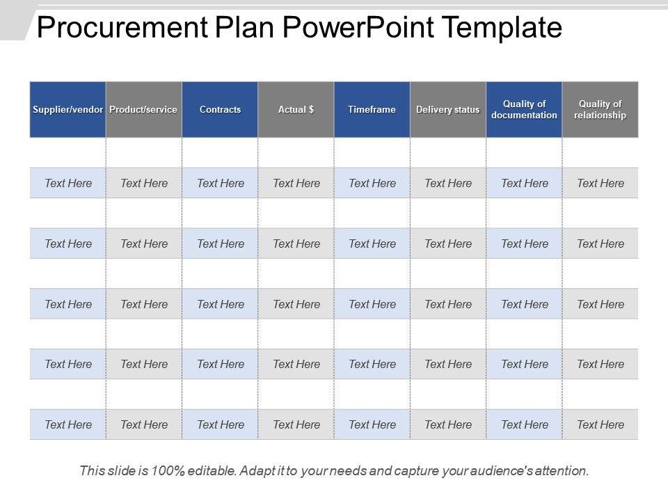 procurement_plan_powerpoint_template_Slide01
