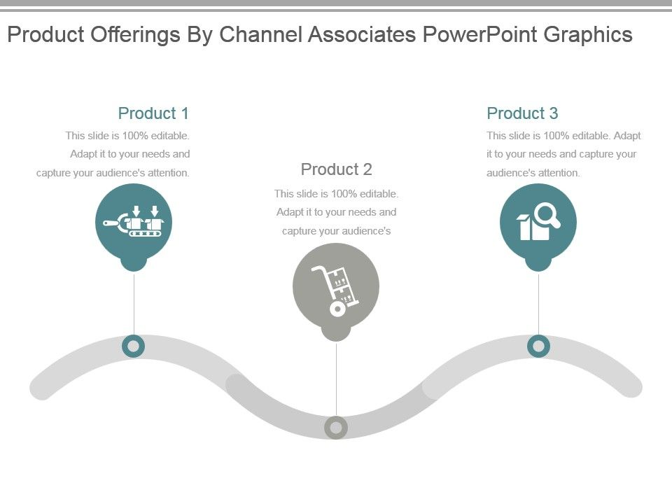 product_offerings_by_channel_associates_powerpoint_graphics_Slide01