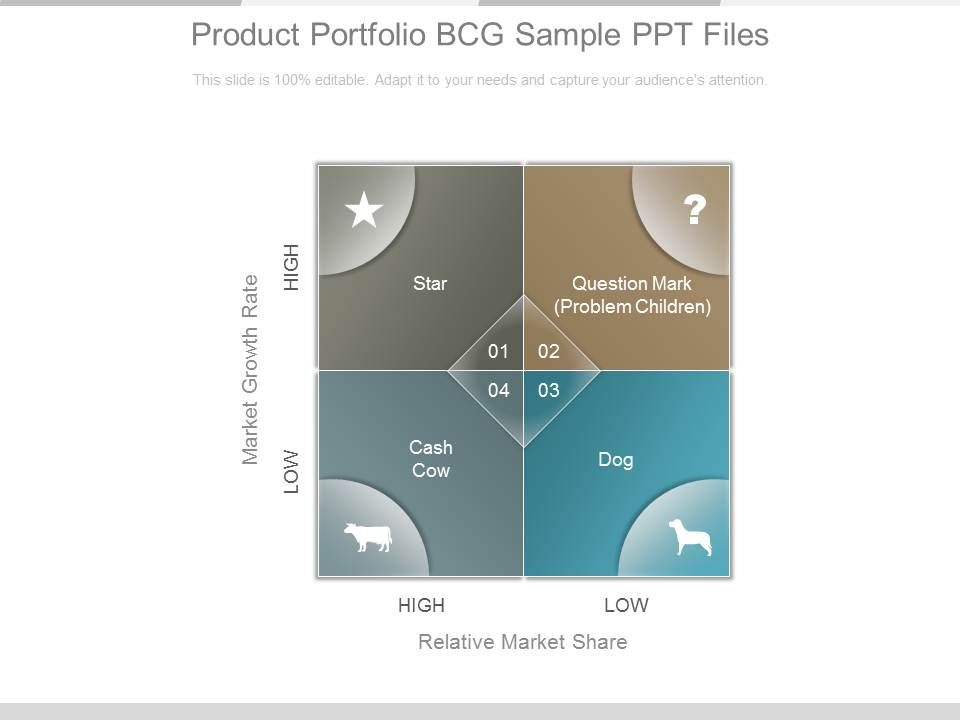 product_portfolio_bcg_sample_ppt_files_Slide01