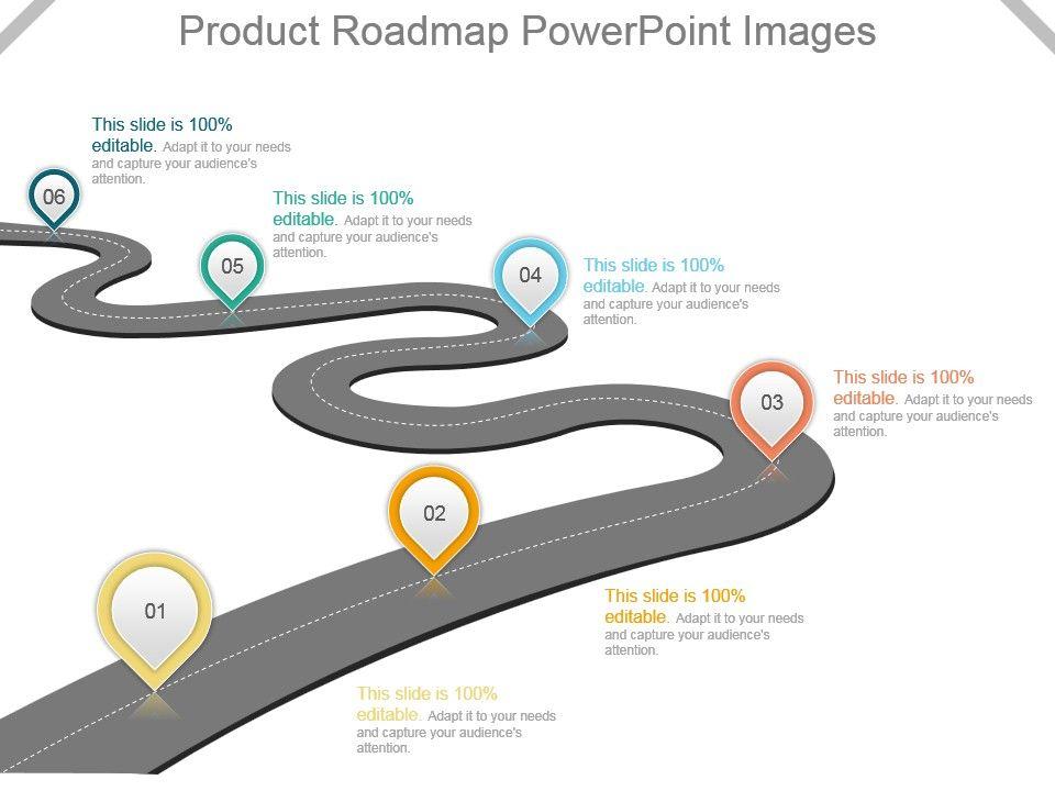 Product Roadmap Powerpoint Images Slide01 Slide02 Slide03