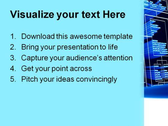Programming Scheme Computer PowerPoint Templates And PowerPoint - Unique product launch presentation ppt scheme