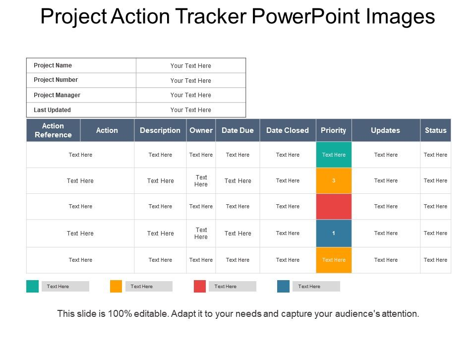 project template powerpoint