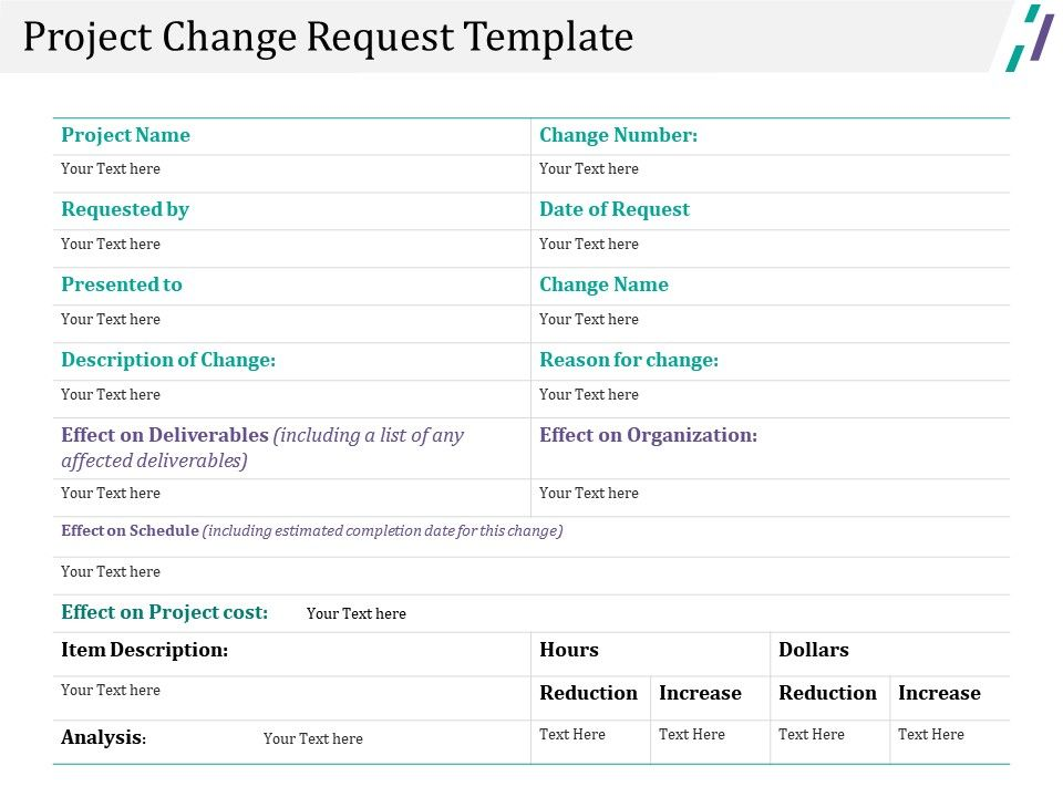 Project change request template ppt slide styles presentation projectchangerequesttemplatepptslidestylesslide01 projectchangerequesttemplatepptslidestylesslide02 toneelgroepblik Images