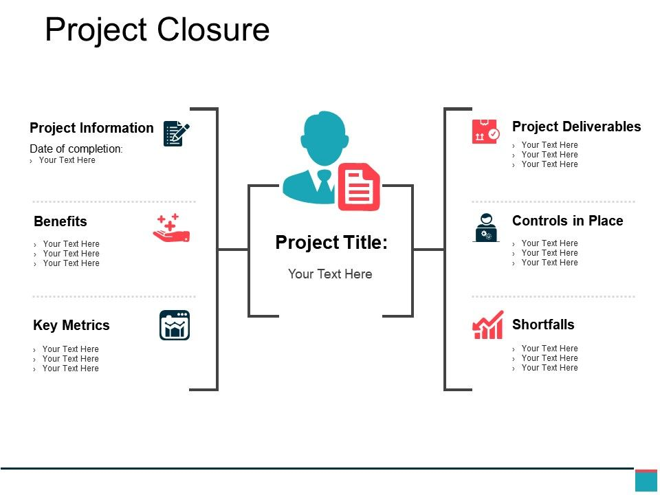project closure ppt samples download presentation powerpoint