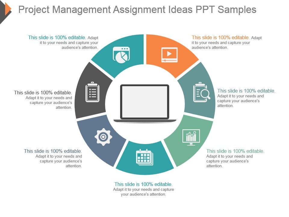 Project Management Assignment Ideas Ppt Samples | Graphics