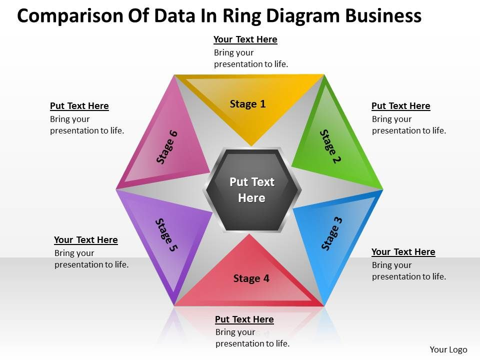 Project Management Consulting Ring Diagram Business Powerpoint