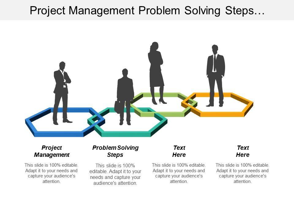 Problem Management: Project Management Problem Solving Steps Organizational