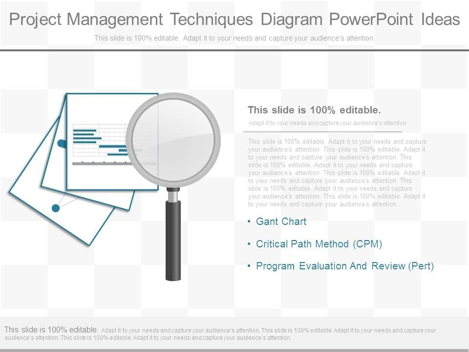 project_management_techniques_diagram_powerpoint_ideas_Slide01