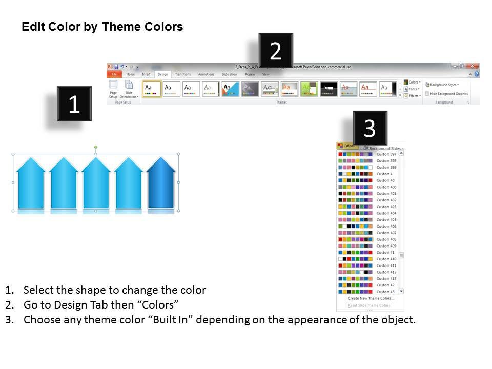 powerpoint project plan template .