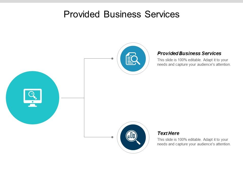 provided_business_services_ppt_powerpoint_presentation_summary_maker_cpb_Slide01