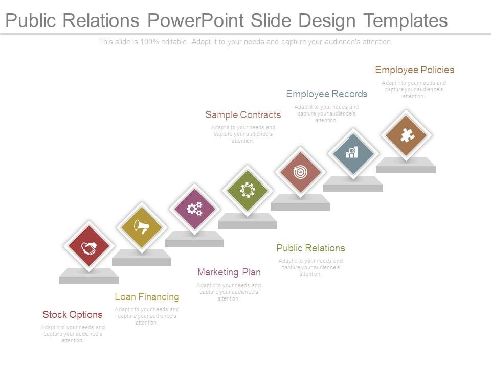 Public relations powerpoint slide design templates for Public relations agreement template