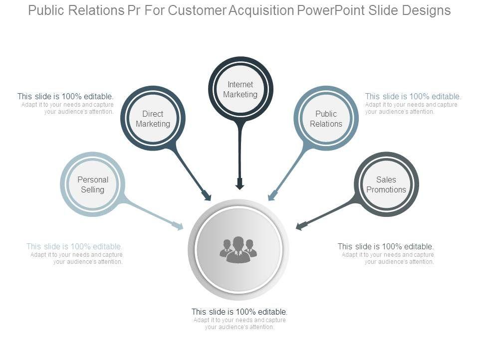 public_relations_pr_for_customer_acquisition_powerpoint_slide_designs_Slide01