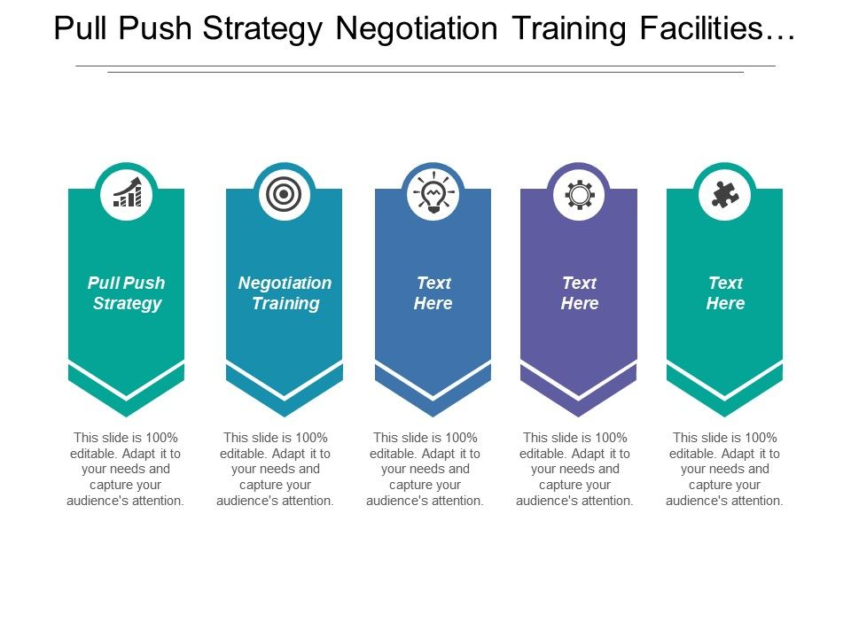 pull_push_strategy_negotiation_training_facilities_management_leadership_approaches_cpb_Slide01