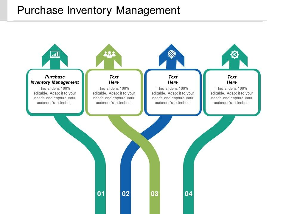 Purchase Inventory Management Ppt Powerpoint Presentation Icon