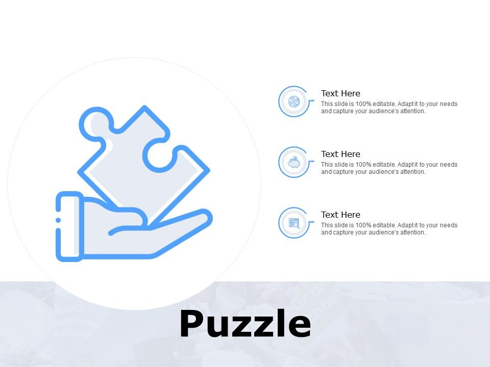 Puzzle Problem Solving F89 Ppt Powerpoint Presentation Outline Icons