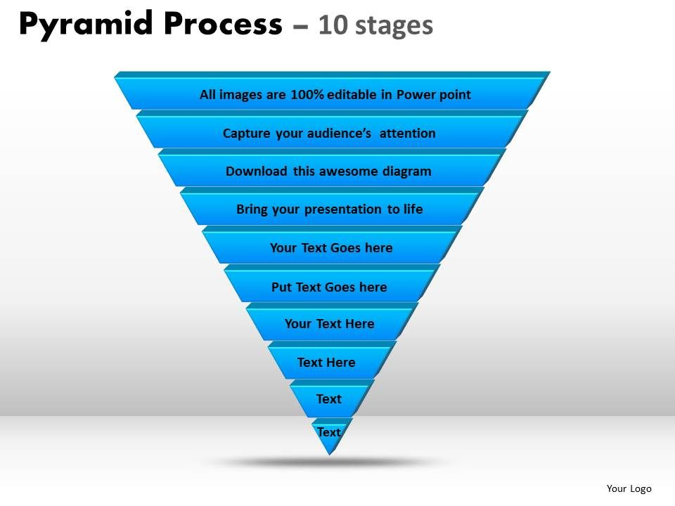 pyramid_process_diagram_10_stages_powerpoint_slides_and_ppt_templates_0412_Slide01