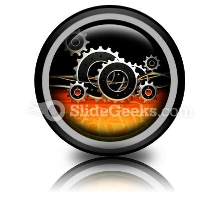 Business Industrial PowerPoint Icon Cc  Presentation Themes and Graphics Slide01