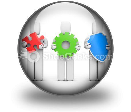 Complex Service Idea Development PowerPoint Icon C  Presentation Themes and Graphics Slide01