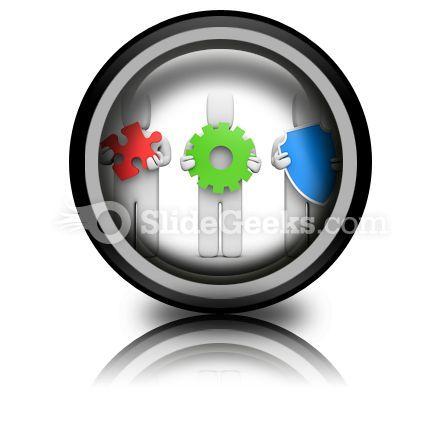 Complex Service Idea Development PowerPoint Icon Cc  Presentation Themes and Graphics Slide01